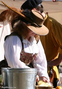 Cooking at the Minnesota Renaissance Festival (2008)