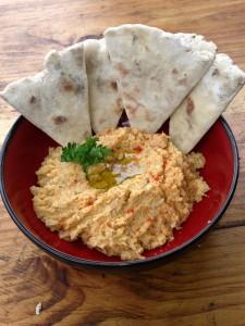 Hummus and Pita